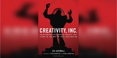 Creativity inc review